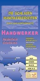 09/07 Heidenheim/Ostalbkreis - VWS Handwerker