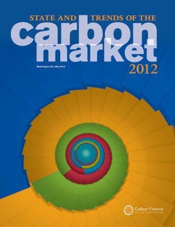 State and Trends of the Carbon Market 2012