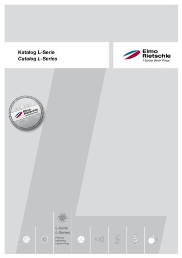 Katalog L-Serie Catalog L-Series