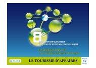 Convention2009 tourisme d'affaires - Val de Loire tourisme