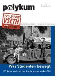 Zeitung des Verbands der studierenden an der etH nr. 5/11-12, 20 ...