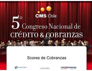 Scores de Cobranzas - SINACOFI