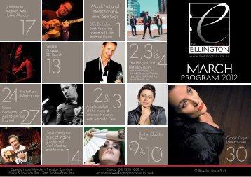 march2012 3& 2& 9 - The Ellington Jazz Club