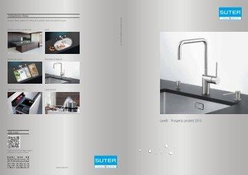 Lavelli: Prospetto prodotti 2013 - Suter