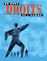 DROITS DE L_HOMME EN BREF