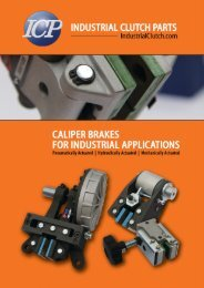 3 - Industrial Clutch Parts Limited