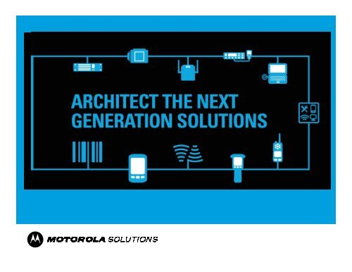 THE CORESCANNER DRIVER - Motorola Solutions Launchpad