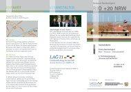 RIO +20 NRW - Landesarbeitsgemeinschaft Agenda 21 NRW e.V.