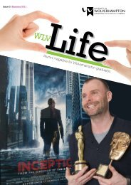 Download WLV Life - University of Wolverhampton