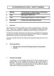Capital Programme 2011/12 to 2013/14 PDF 46 KB - Meetings ...
