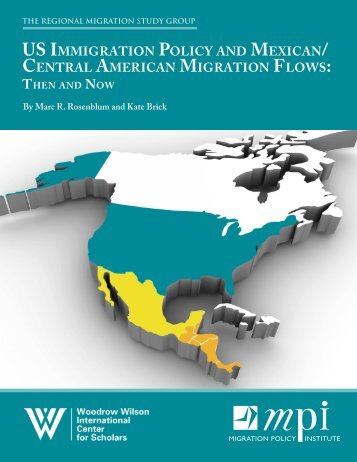 US Immigration Policy and Mexican/Central American Migration Flows