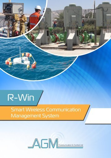 R-Win technical document - AGM Communication & Control Ltd.