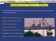 Energia elettrica e termica - Assessorato alle Politiche Ambientali ...