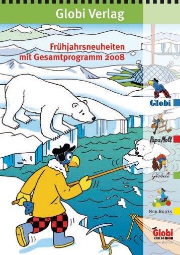 Backlist Non Book-Artikel - Globi Verlag