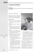 2007 Ringvaade nr.: 1 TEOORIA JA PRAKTIKA - Eesti Loomaarstlik ... - Page 4