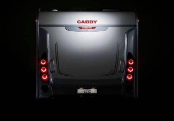Cabby catalogue 2012