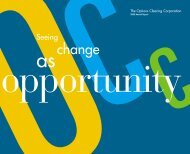 2000 Annual Report - The Options Clearing Corporation