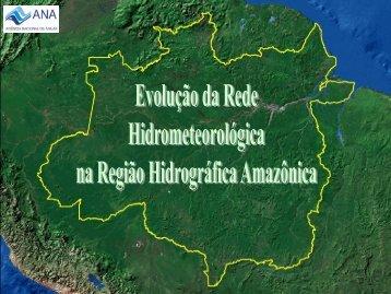 Evolução - RH Amazônica - Ana