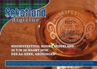 whiskyfestival noord nederland 26 t/m 28 maart 2010 der aakerk ...