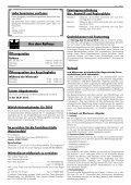 Mitteilungen und Nachrichten STADT Mitteilungen ... - Waischenfeld - Seite 2