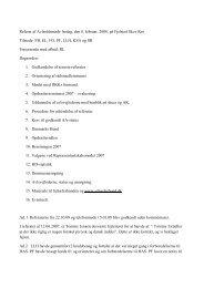Referat af Avlsrådsmøde fredag den 8 februar, 2008, på Fjelsted ...