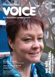 Download PDF - Macmillan Cancer Support
