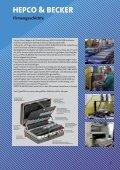 Werkzeugkoffer Industriekoffer - Wachter Lagertechnik - Seite 5
