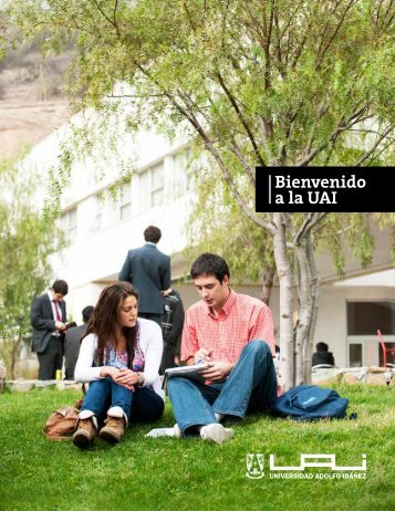 Bienvenido a la UAI - Universidad Adolfo Ibañez