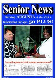 June - Senior News Georgia