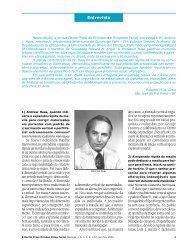 Entrevista com Dr. Andrew Haas - Dental Press