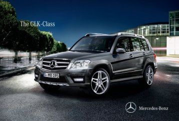 The GLK - Class - Mercedes-Benz Nigeria
