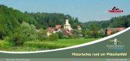 Tourenvorschläge »Historisches rund um Waischenfeld