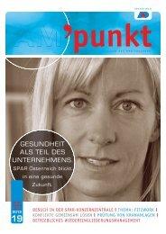 Ausgabe Nr. 19/Juli 2012 - Arbeitsmedizinischer Dienst Salzburg