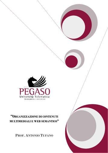 organizzazione di contenuti multimediali e web semantico prof ...