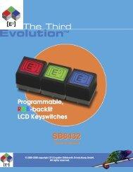 SB6432 Technical Datasheet v1.2 - LCD Keys from E3