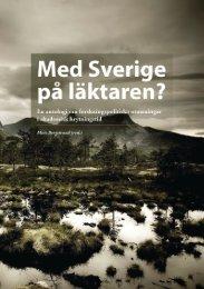 Med Sverige på läktaren - Svenskt Näringsliv