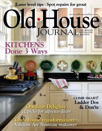 KITCHENS Done 3 Ways - NR Hiller Design