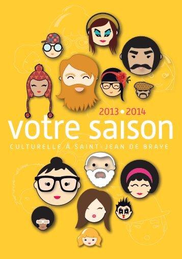 Plaquette de présentation de la saison culturelle 2012/ 2013 (pdf - 6 ...