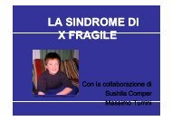 la sindrome la sindrome di la sindrome la sindrome di x fragile ...