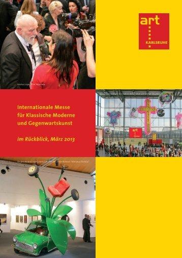 Internationale Messe für Klassische Moderne und ... - art KARLSRUHE