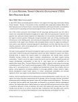 st.louis regional transit -oriented development best ... - Metro Transit - Page 2