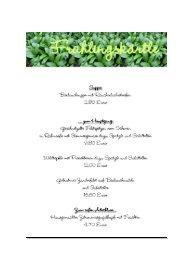 Frühlingskärtle für den 20.4. und 21.4.2013 - Dirs21