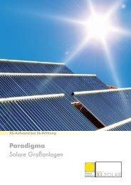 Weitere Infos unter www.xl-solar.de - Hoffmann Heizung und Bad