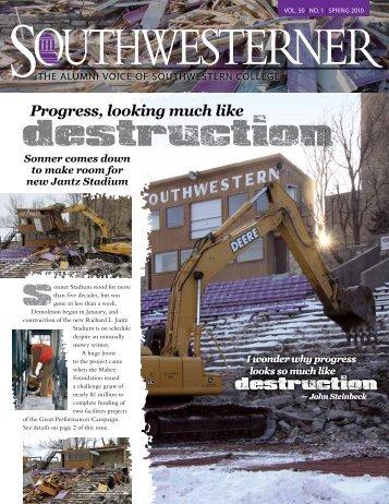 Download PDF - Southwestern College