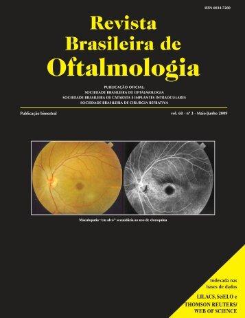 Mai-Jun - Sociedade Brasileira de Oftalmologia
