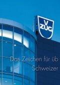 Kochfelder - V-ZUG Ltd - Seite 6