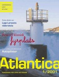 1/2001 Resa till klassisk - Atlantica