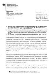 Die Richtlinie für die technische Prüfung von Röntgeneinrichtungen ...