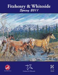 Spring 2011 Catalogue - Fitzhenry and Whiteside