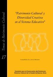 Patrimonio Cultural y Diversidad Creativa en el Sistema Educativo